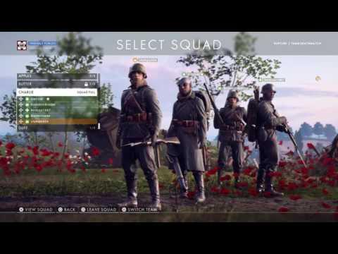 Battlefield™ 1 - They Shall Not Pass DLC TDM Gameplay