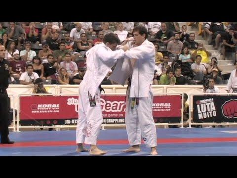 Roger Gracie VS Robert Drysdale / World Championship 2007
