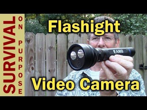 AMO Video Camera Flashlight - AT-FL2200