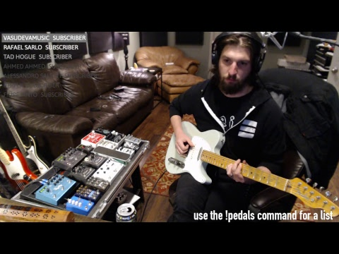 Wednesday Chill Stream: Live Ambient Looping