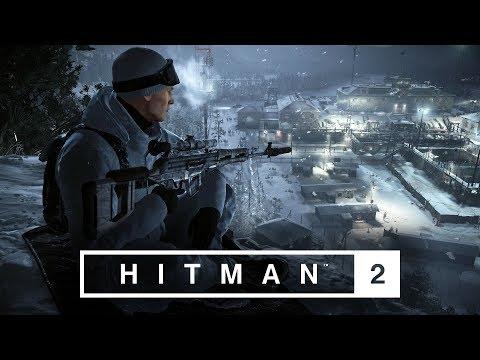 HITMAN™ 2 Sniper Assassin - The Prison, Siberia, Russia (Silent Assassin, No Alarm)