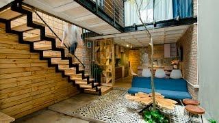 Ideas de casa construida en terreno muy pequeño YouTube