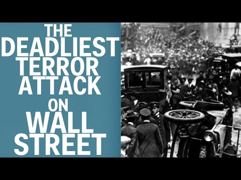 The Deadliest Terror Attack On Wall Street