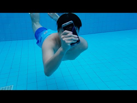 Extreme Under Water Test: Samsung Galaxy S7 Edge