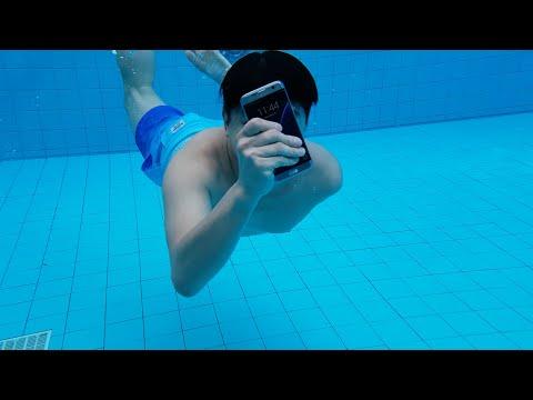Extreme Under Water Test: Samsung Galaxy S7 Edge