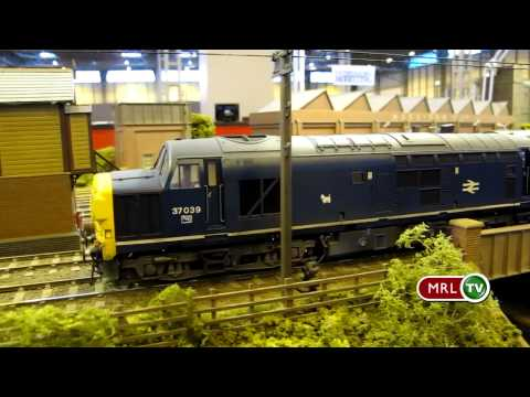 Apethorne Junction  Model railway layout as featured in the October 2012 issue of BRM