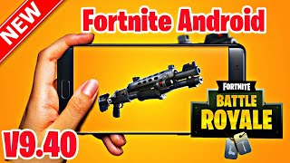 Fortnite Android V9.40 Mod APK Working In 1Gb Ram | GPU/VPN Error Fix | Download Link in Description