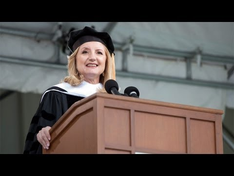Arianna Huffington's Smith College Commencement Speech On 'Redefining Success: The Third Metric'