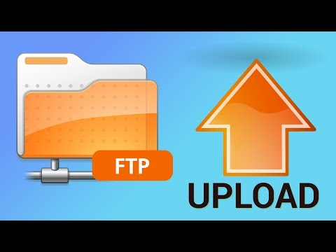 How to Upload to FTP Server (with and without third-party software)