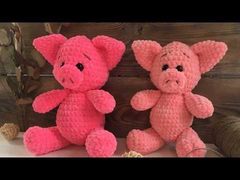 Little pig | Free amigurumi and crochet toy patterns | lilleliis | 360x480