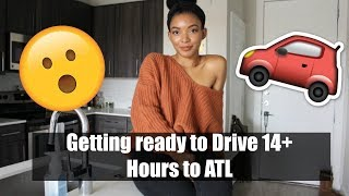 Getting Ready to Drive 14 Hours to ATL & FabFitFun Unboxing!!! | Brittany Daniel