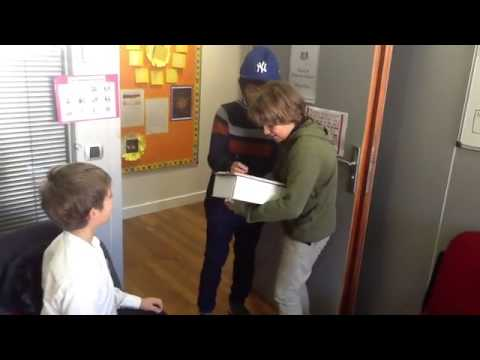 Clip de l'INTERNATIONAL SCHOOL OF MONACO pour Action Innocence Monaco - 2012