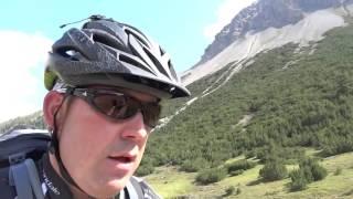 Alpencross 2013 - Albrecht Route