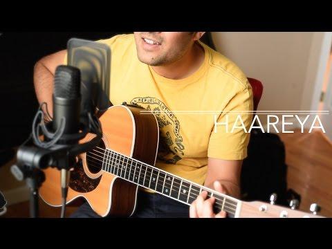 Haareya | Guitar and Vocals cover | Meri Pyaari Bindu