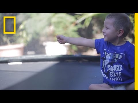Toddler Copes With Mysterious, Polio-Like Illness | National Geographic