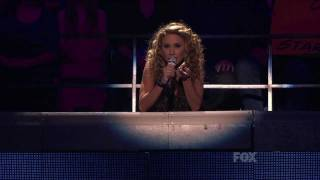 "true HD Haley Reinhart ""What Is and What Should Never Be"" Top 3 American Idol 2011 (May 18)"