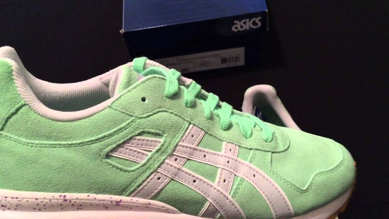 f16e4694f20a Asics GT-II Green ash soft grey from the ...