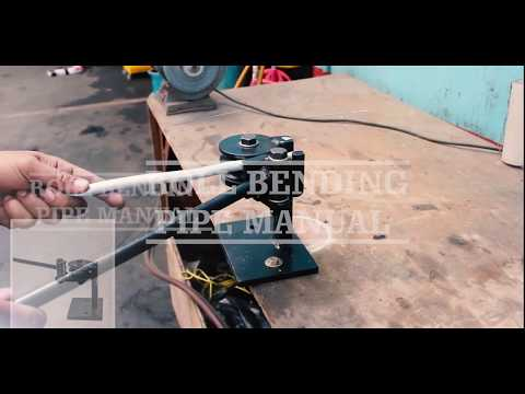 Roll Bending Pipa Manual