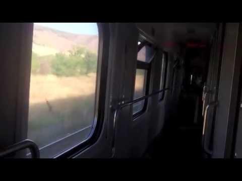 Night Train to Shymkent
