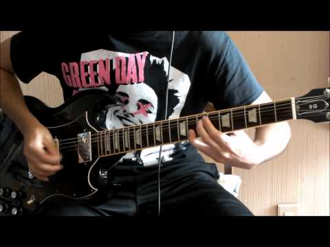 Green Day Kill The DJ Guitar Cover How to play TAB
