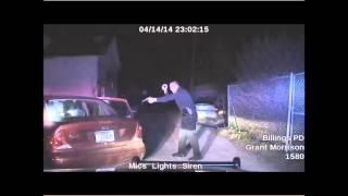 Dashboard video: Ramirez shooting