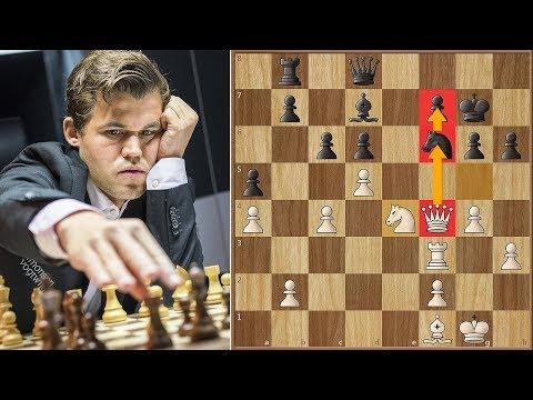 Monster of Norway | Carlsen vs Aronian | Norway Championship 2018 | Round 3