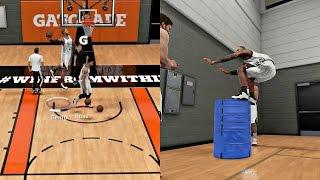 POSTERIZING Derrick Rose at Practice! NBA 2K16 PS4 MyCAREER Ep. 36