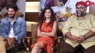 Dulquer Salmaan, Mithila Palkar And Akarsh Khurana From 'Karwaan' Talk About Their New Film