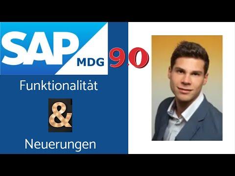 SAP Master Data Governance 9.0 – Überblick Funktionalität und Neuerungen