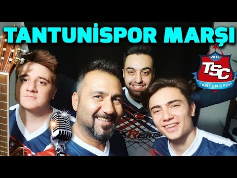 TANTUNİSPOR MARŞI!