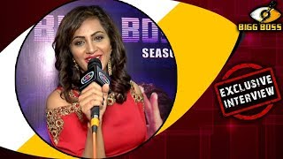 connectYoutube - Arshi Khan Reveals Shilpa Shinde as Bigg Boss 11 Winner - Exclusive Interview
