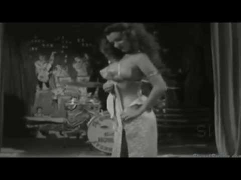 Burlesque dancer - Betty Howard - The Girl That Has Everything