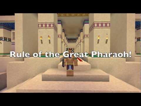 Minecraft Egyptian Adventure
