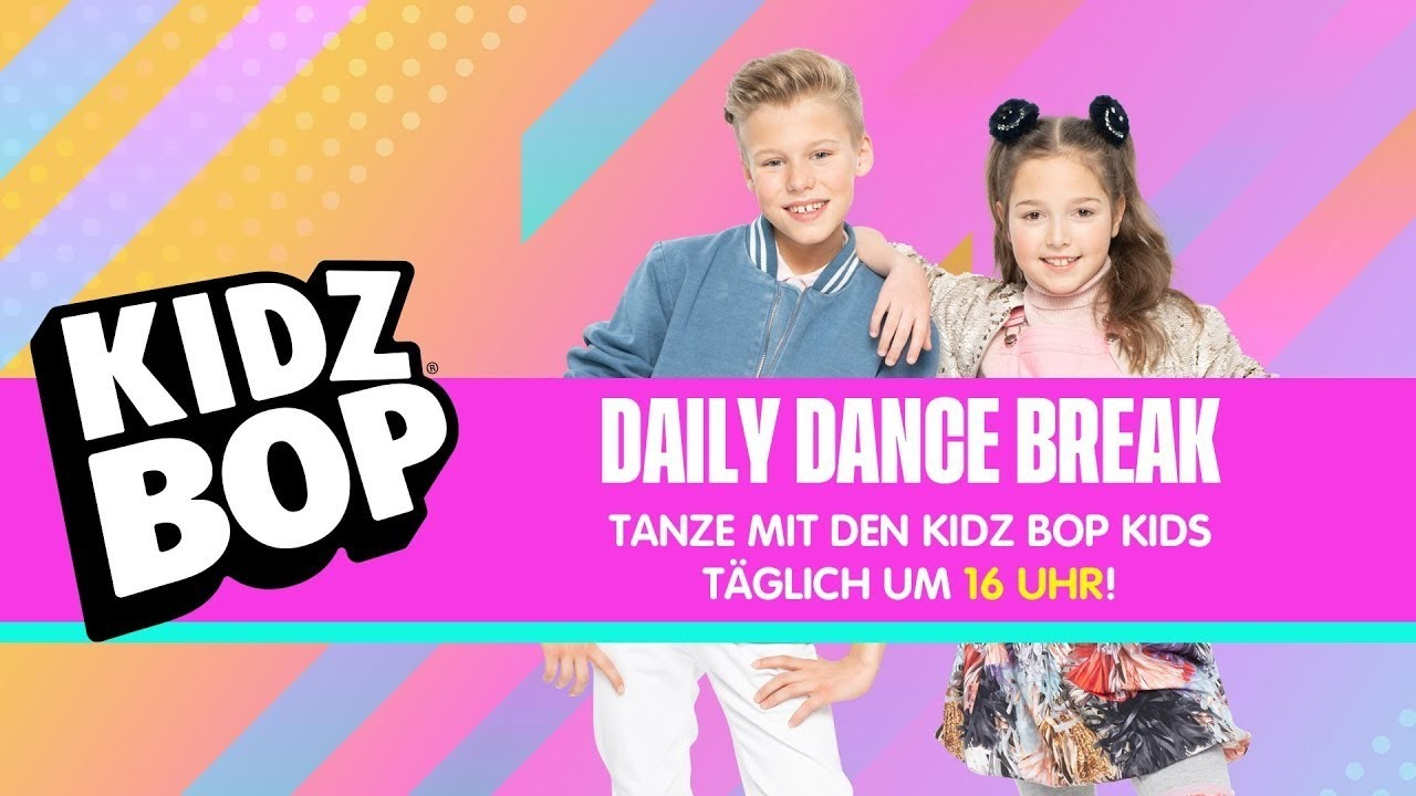 🔴 Daily Dance Break [Friday, June 12th]