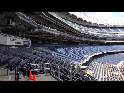 NEW YORK YANKEES STADIUM TOUR