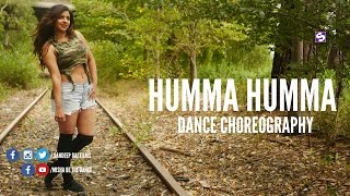 Humma Humma | Dance Choreography | Ok Jaanu | Shradda Kapoor | Misha Be The Dance