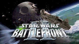 Star Wars Battlefront 2 - Battle of Endor Mod Map