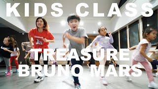 KIDS CLASS - Monday - 2019.11.25 | Treasure - Bruno Mars | HYPERION DANCE STUDIO