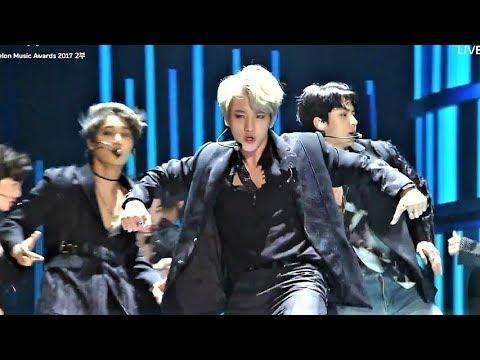 171202 EXO(엑소)- Forever + The Eve + Ko Ko Bop @2017 Melon Music Awards