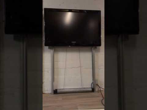 Elektrisch Tvhalter With Tv Ausfahrbar