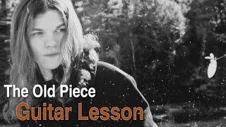 The Old Peace by Steven Wilson & Mariusz Duda (Guitar Lesson)