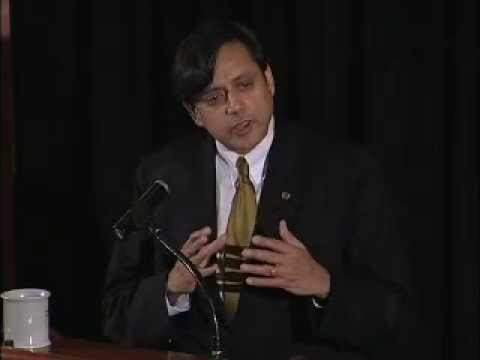 "Shashi Tharoor: ""Does the United Nations Have a Future?"""