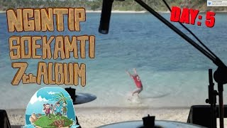 #Soekamti7thAlbum - Day 5 Gili Sudak Lombok