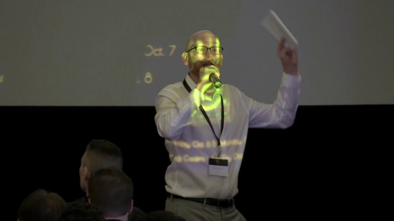 Image from PyGotham 2017 Opening Remarks
