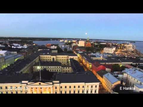 Helsinki sunset time
