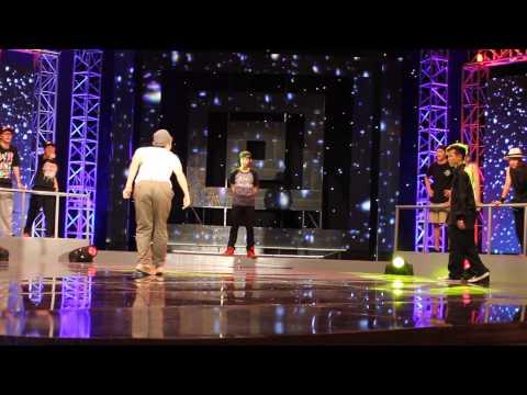 Vu Dieu Xanh _ One love 2013 - Poping Final - Bin Pop (Winner) vs Baby T