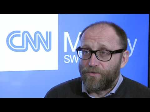 Christophe Rasch about CNN Money Switzerland