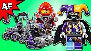 Lego Nexo Knights Jestro 's HEADQUARTERS 70352 Speed Build