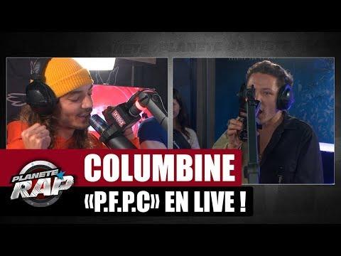 Columbine 'Pierre, feuille, papier, ciseaux' #PlanèteRap