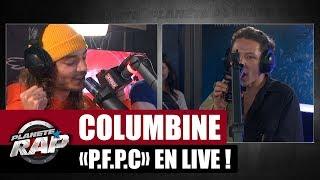 """Columbine """"Pierre, feuille, papier, ciseaux"""" #PlanèteRap"""